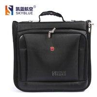 New Arrival Pilot S Suitcase Tote Garment Laptop Bag Men Women Black Multi Function Uniform Business