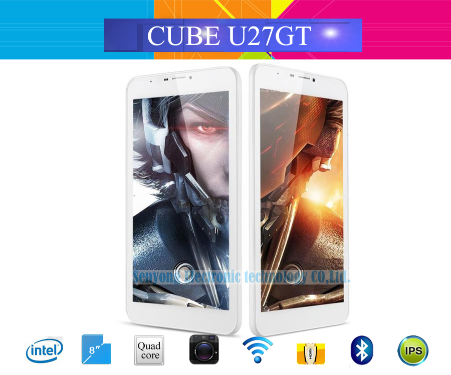 heb cube u27gt quad core gps android 5 1 tablet pc 8 inch 1280x800 ips hdmi bluetooth National
