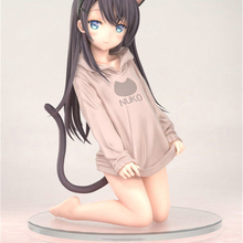 Haocaitoy Figure Toys Ochi Lipka Ripuka Anime Action Figures Dolls PVC Model 1/5 Scale Toys Cute For Collecting Gift 17cm haocaitoy figure toys 4 leaves tony anime action figures daisy dolls 1 6 scale pvc model toys swimwear for collecting gift 14cm