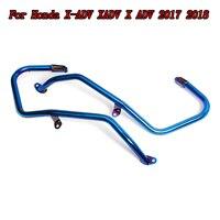 Motorcycle Stainless Steel Frame Fairing Crash Bar Bumper Guard Falling Protection For Honda X adv X ADV XADV 750 2017 2018