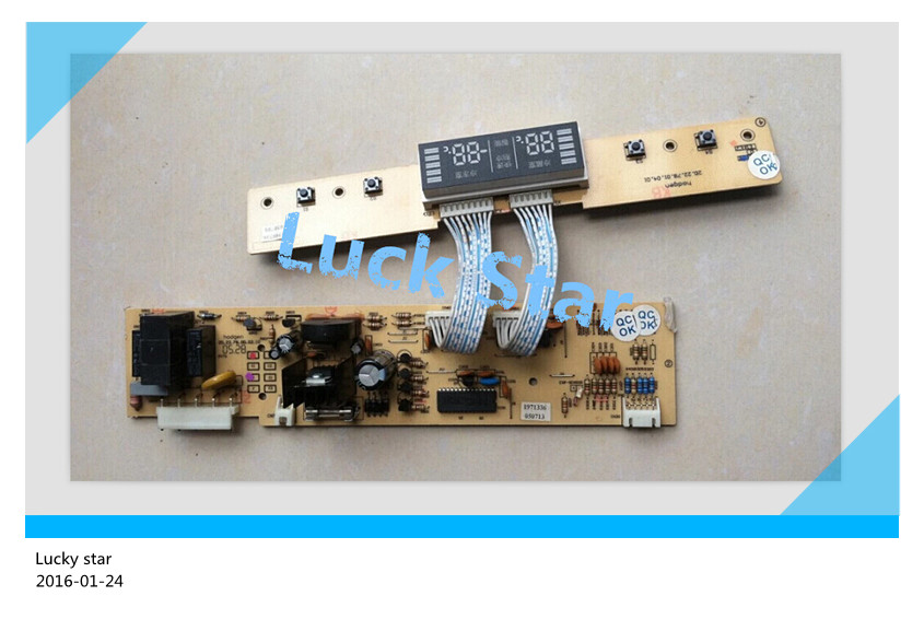 95% new for Samsung refrigerator pc board Computer board 20.22.78.00.02.10 board good working good working used board for refrigerator computer board power module da41 00482j board