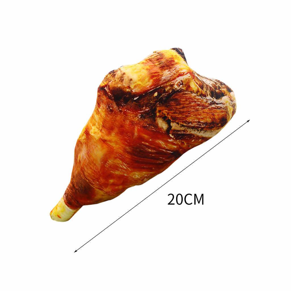 2019 3D อาหารใหม่ปลอกหมอน Housses de Coussin en Cotoncoton Deux Couleurs D'oreiller Coton สี่เหลี่ยมผืนผ้า Coussins Pivoines 19MAY8