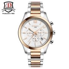 2017 BINKADA Relojes Para Hombre de Acero Reloj Mecánico Automático Casual de Negocios Reloj de Pulsera Hombre Relojes de Primeras Marcas de Lujo Relojes