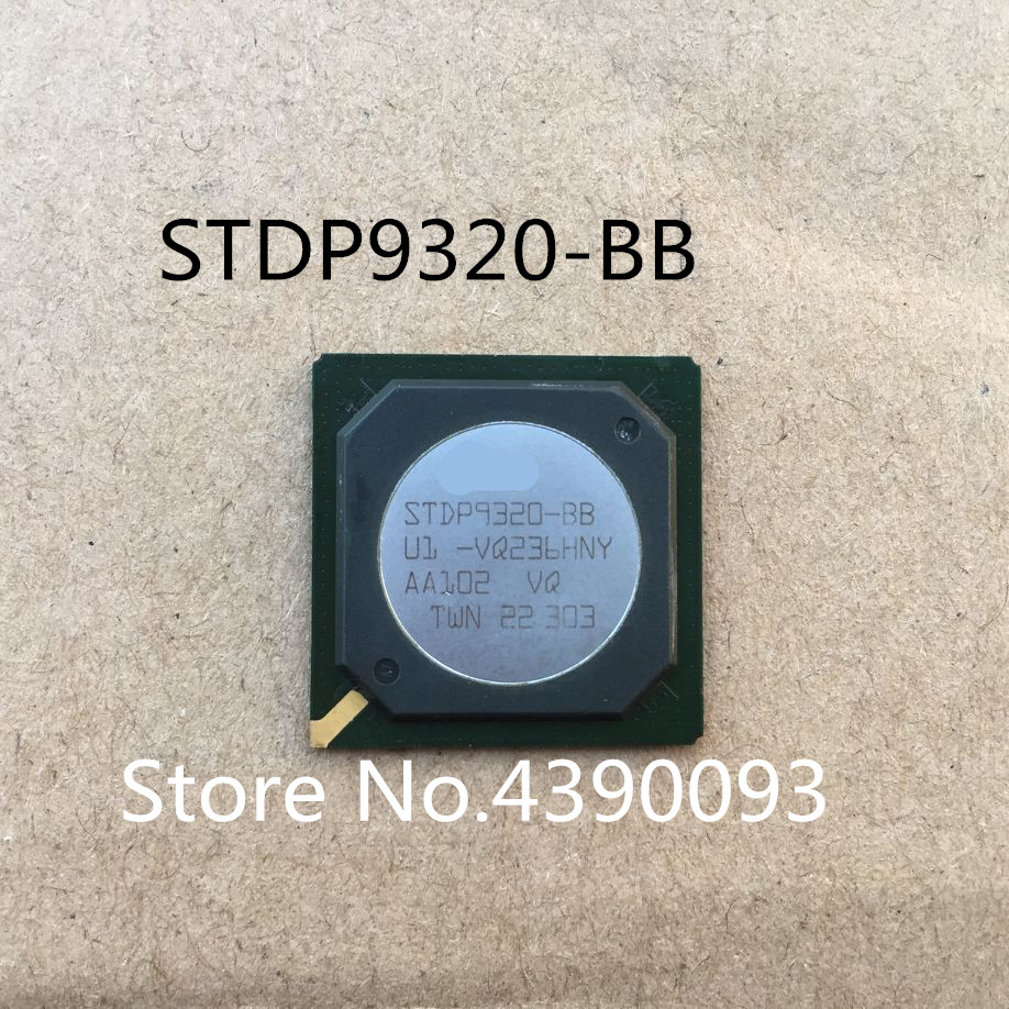 2pcs/lot STDP9320-BB STDP9320 bga521 2pcs lot ncp81101bmntxg ncp81101b 81101b