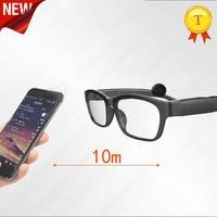 New Smart Glasses Bluetooth Headset Touch Control Earphones Bone Conduction Wireless Smart Eyeglasses For Sports Adults Oldman