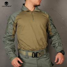 Emersongear G3 Combat Shirt Water-resistant Training Clothing Army Airsoft Tactical Gear Paintball Hunting Shirt Emerson emerson tactical bdu g3 combat shirt emerson bdu airsoft wargame military army shirt at fg em8576