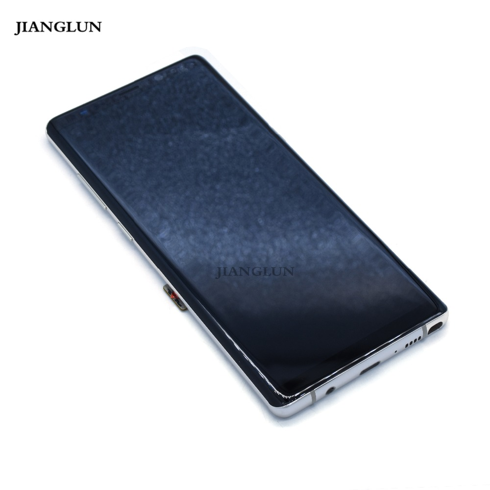 JIANGLUN <font><b>For</b></font> <font><b>Samsung</b></font> <font><b>Note</b></font> <font><b>8</b></font> SM-<font><b>N950f</b></font> Full LCD <font><b>Screen</b></font> Assembly( Lcd <font><b>Screen</b></font>+ Touch Digitizer) image