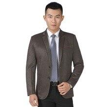 WAEOLSA Man Slim Fit Blazer Smart Casual Jacket Suit Men Elegant Outfits Male Garment Blue Khaki Red Blazer Masculino 4XL 3XL XL цены