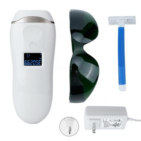 2 Types 100-240V IPL Permanent Hair Removal For Face &Body Painless Epilator  Epilator Armpit Permanent Hair Removal Lahore