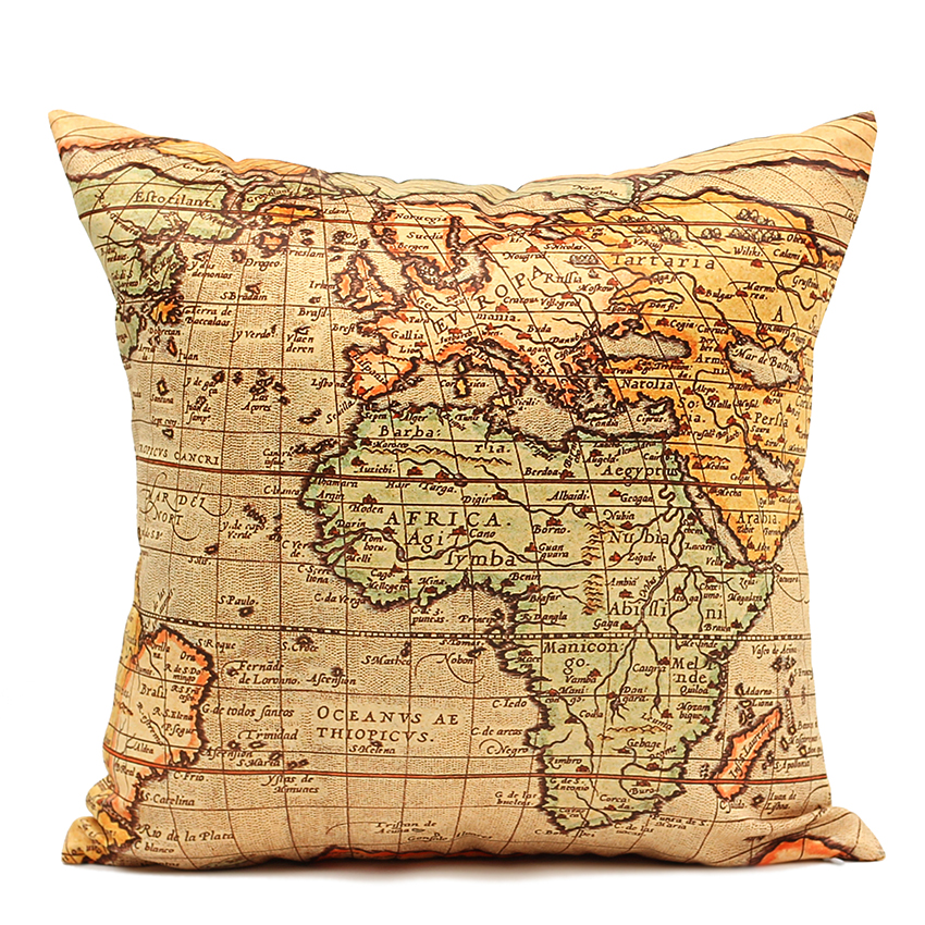 40cm 45cm 50cm 60cm 3d Printed Cushion Covers Home Decor Pillow Cover World M