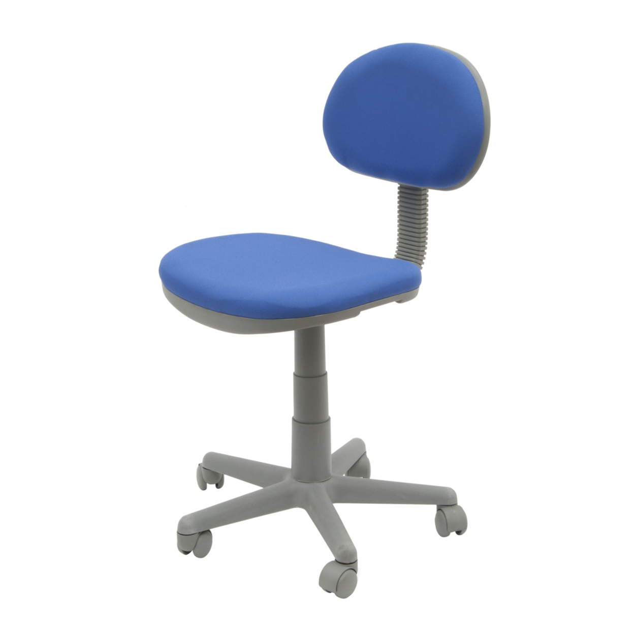 Offex Home Office Deluxe Task Chair - Blue/Gray