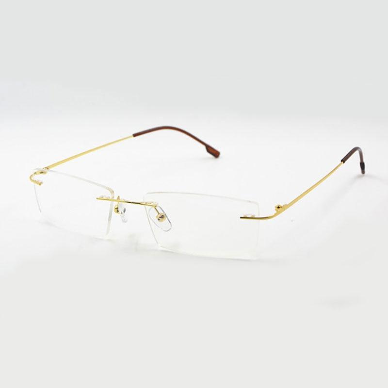 Reven Jate Titanium Memory Gafas sin montura con montura de lentes - Accesorios para la ropa - foto 2