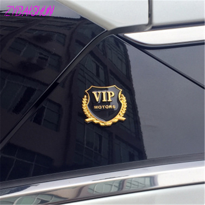 3D металла vip Motors наклейки с эмблемами Авто 2 шт для Chevrolet Cruze Opel Astra Опель МОККА Zafira Insignia Vectra Antara