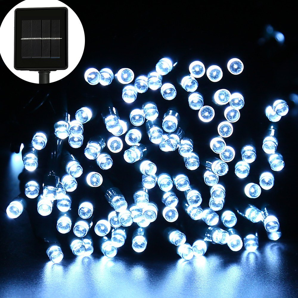 solar string led lights