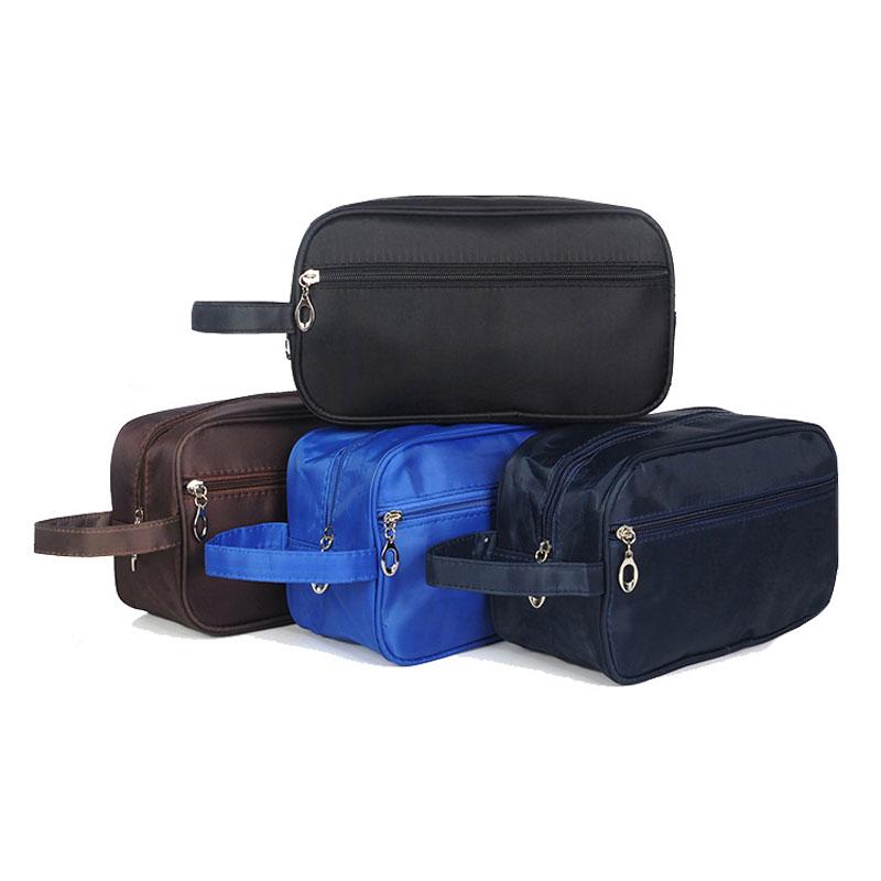 Waterproof Women Travel Cosmetic Bag Organizer Toiletry Bag Make Up Bag mens shose bag