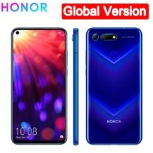 Global Version honor V20 LTE Mobile Phone 8 RAM 256GB ROM 6.