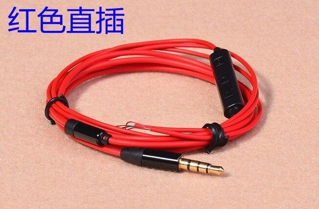 Diy наушники провод наушников ремонт провода провод лихорадка diy аксессуары для <font><b>iphone</b></font> наушники