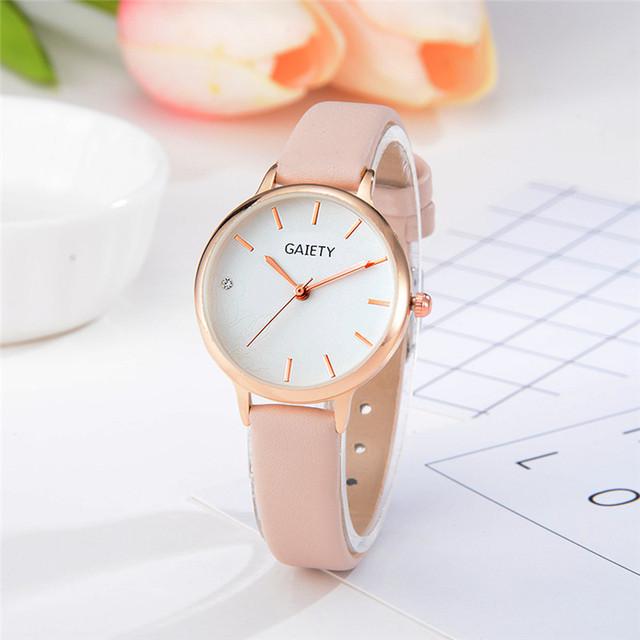2018 Casual Women's Watches Exquisite Bracelet Quartz Ladies Watch Women Clock Wrist Watch Relogio Feminino bayan kol saati  #C
