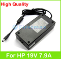 19V 7.9A 150W laptop ac  Adapter Power Charger for HP HDX X18 X18-1000 1100 1200 1300 HDX X18T X18t-1000 CTO 1100 CTO 1200 CTO