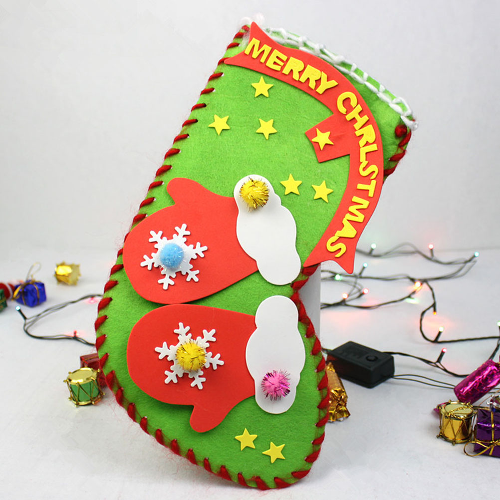 Handmade Christmas Stockings Popular Handmade Christmas Stocking Buy Cheap Handmade Christmas