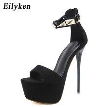 Eilyken 2020 Summer Gladiator Women Sandals Pumps Party Club