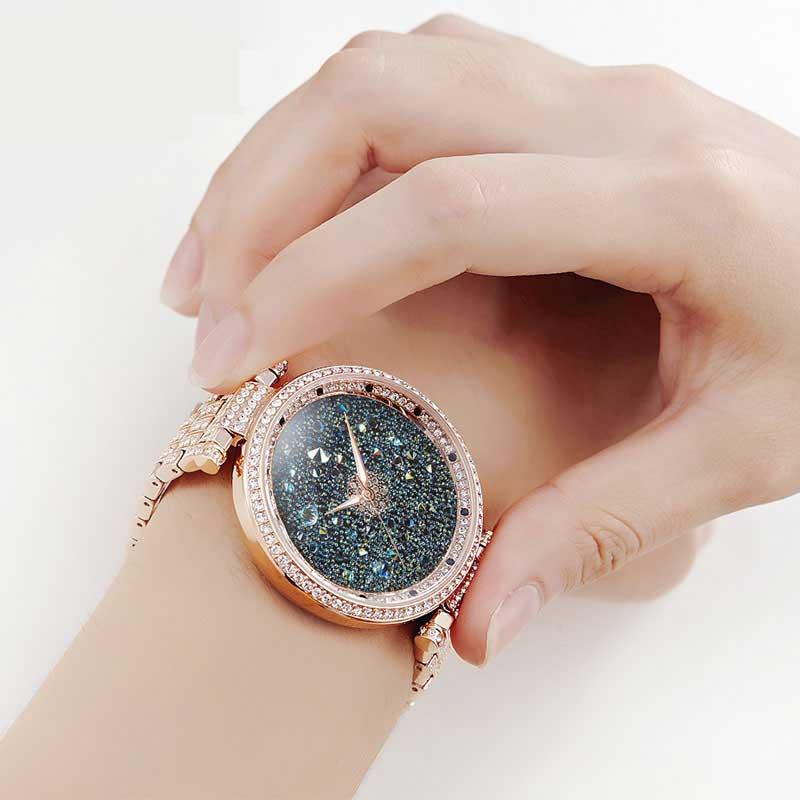 PB Πριγκίπισσα μόδας πεταλούδα μόδας - Γυναικεία ρολόγια - Φωτογραφία 6