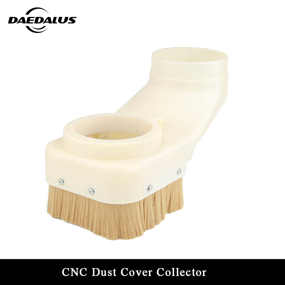 1 pc Pressure Roller Dust Cover Collector 75mm 80mm 90mm 100mm for Vacuum Engraving Machine Dust Cover Collector