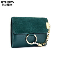 Womens Wallets And Purses Multifunction Genuine Leather Purse Female Small Brand Wallet Leather Ladies Coin Purse