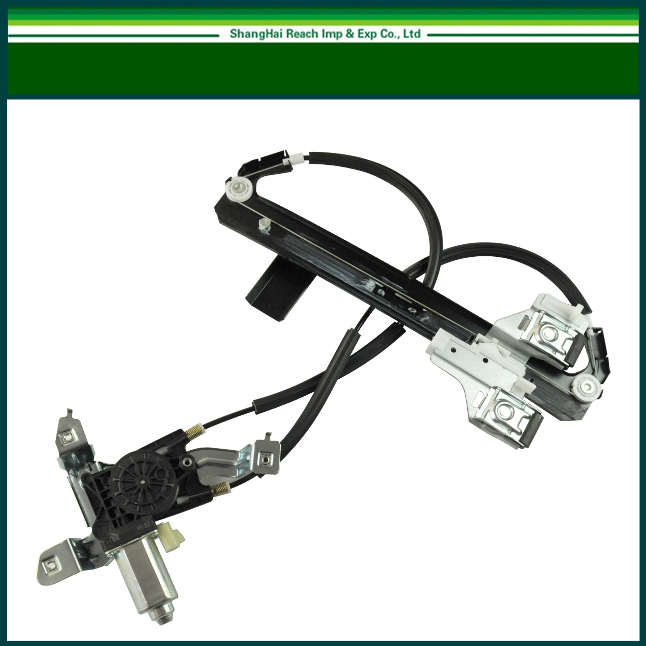 New rear passenger right side window regulator with motor for chevy chevrolet cadillac gmc yukon oe