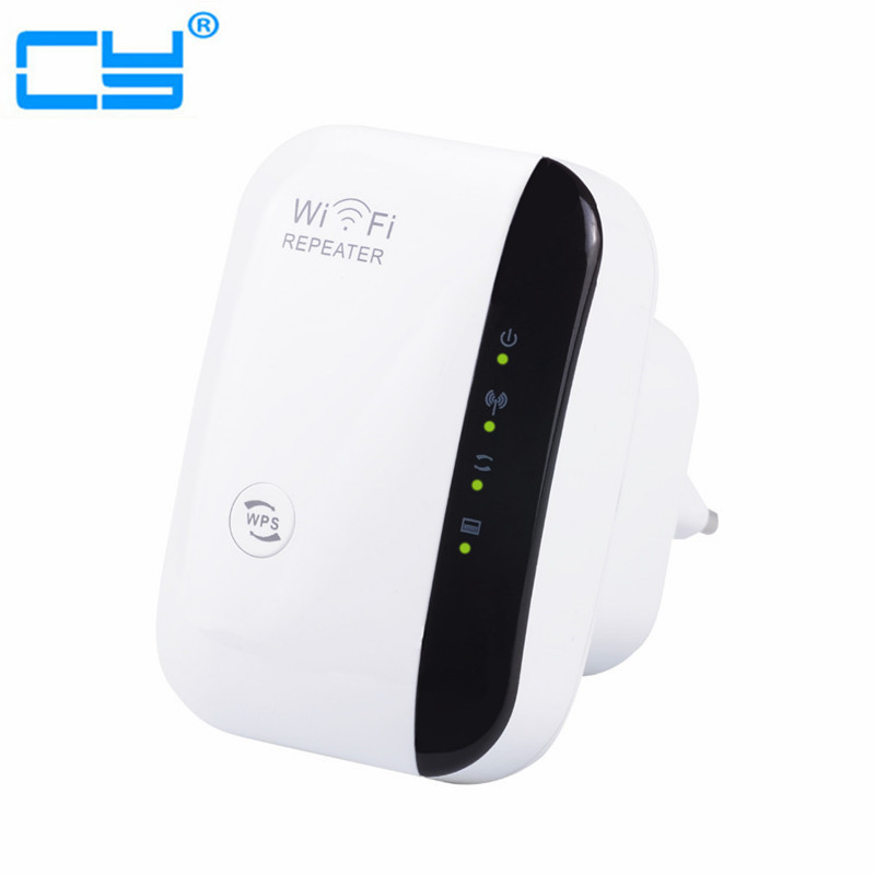 Wireless WiFi Repeater Signal Amplifier 802.11N/B/G Wi-fi Range Extander 300Mbps Signal Boosters Repetidor Wifi Wps Encryption comfast 300mbps wireless outdoor cpe atheros ar9531 chipset wi fi access point wifi repeater signal amplifier network bridge