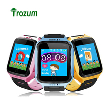 Trozum Q528 Intelligent Kids Watch with Camera Flashlight for Apple Android Smartwatch Kids Smart Electronics PK