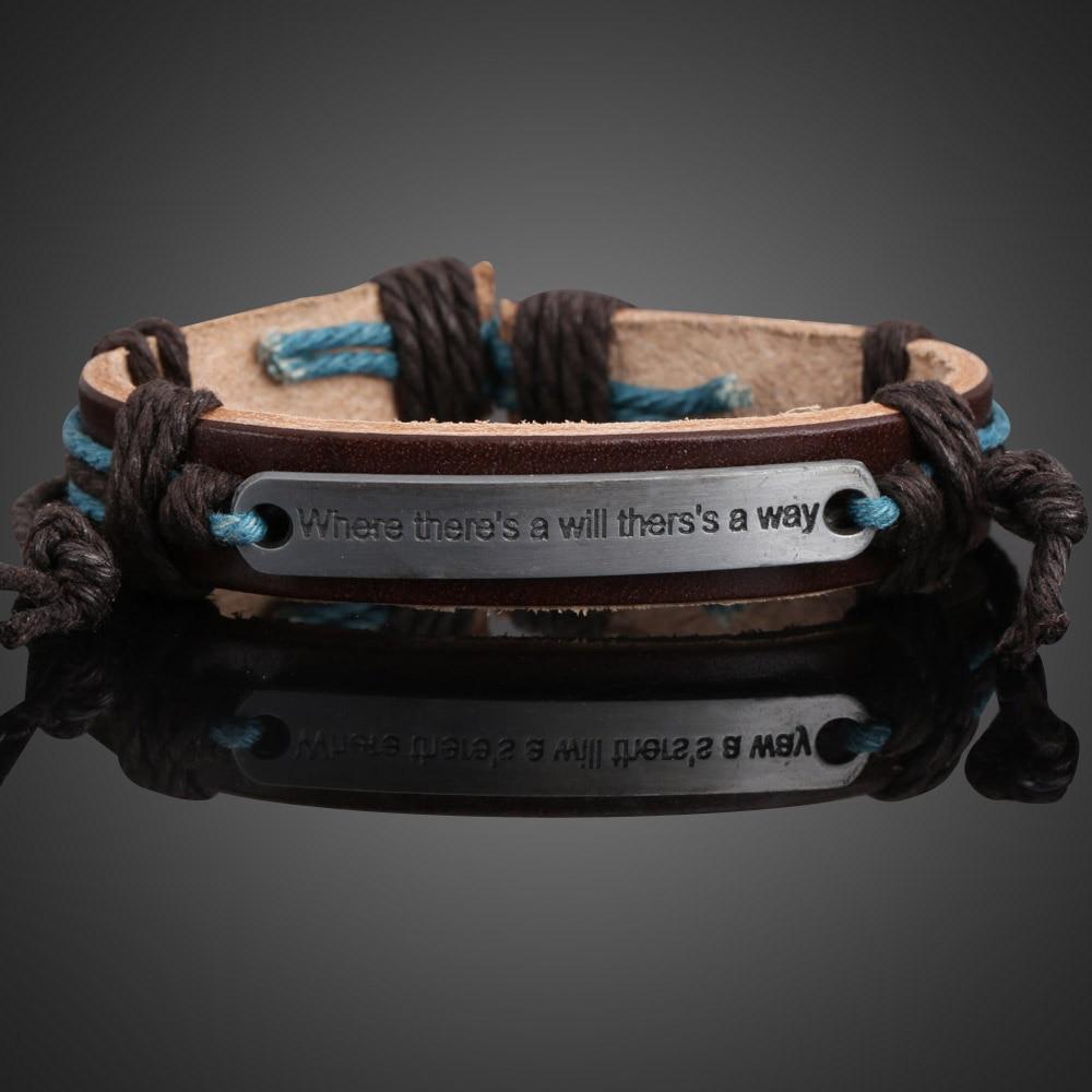 Bracelet Charm Genuine Leather Brand Bracelet Men Bracelets For Women  Jewelry 88 Kqs(china (