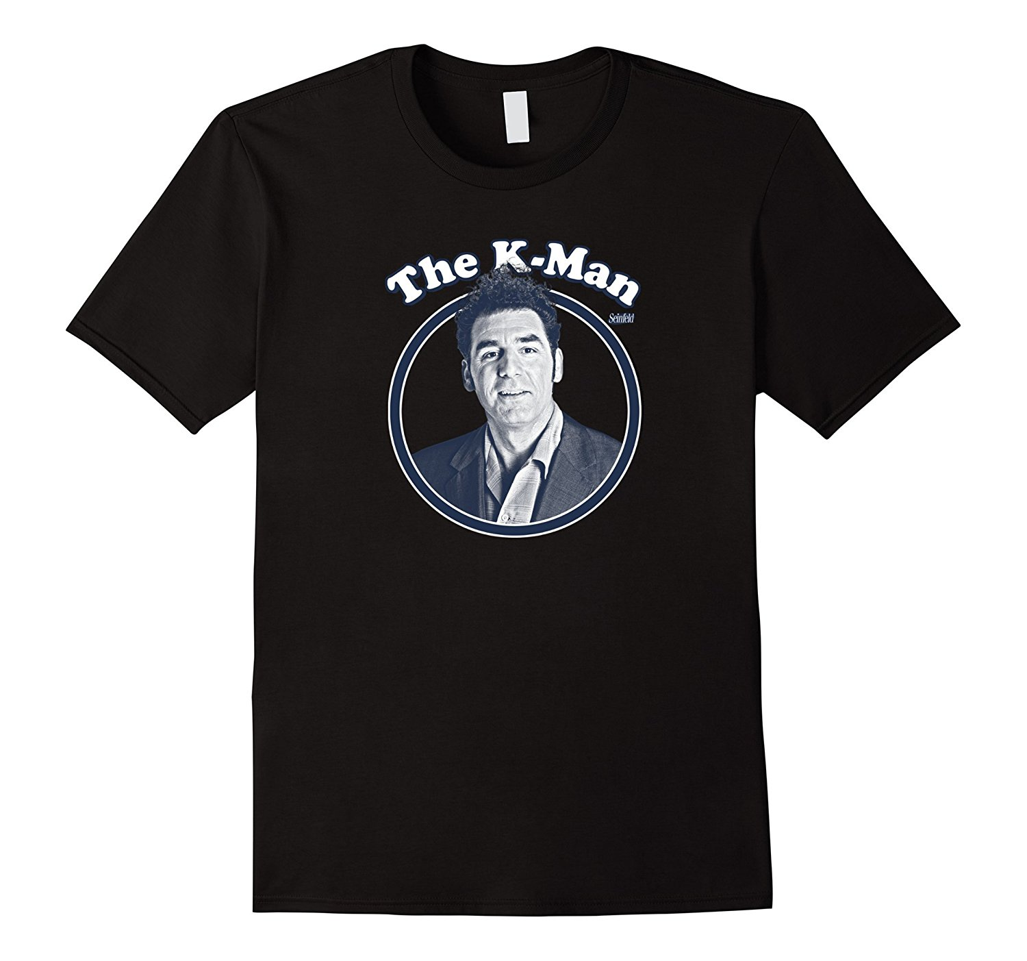 09e872a364a Seinfeld The K Man 2017 hot Summer funny cool Fashion Printed Hipster Tops  men s T Shirt-in T-Shirts from Men s Clothing on Aliexpress.com
