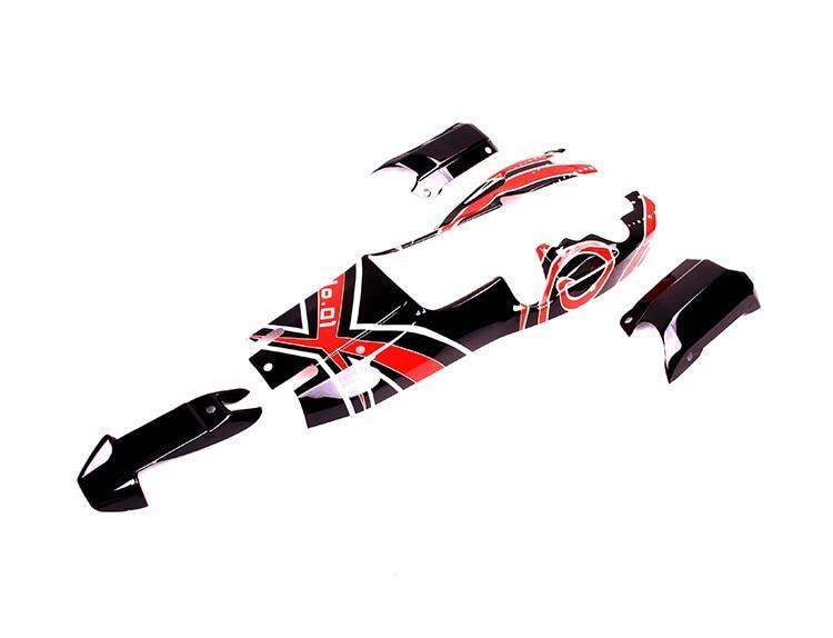 Heavy Duty Buggy Poly Carbonate Body Kit Fits HPI Baja 5B SS 2.0  85026 buggy sand paddle wheels fits hpi baja 5b ss 2 0
