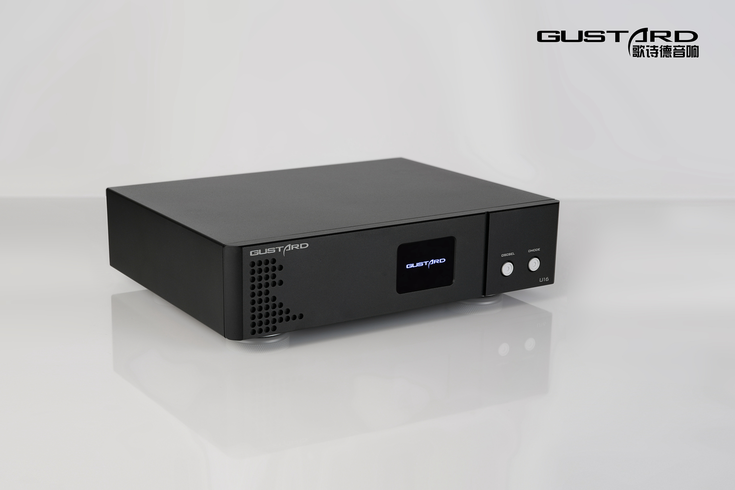 2019 New GUSTARD U16 Digital Audio Decoder Interface USB Sound Card Adopting ESS Solution Support 768KHz DSD512 AC110V Optional2019 New GUSTARD U16 Digital Audio Decoder Interface USB Sound Card Adopting ESS Solution Support 768KHz DSD512 AC110V Optional