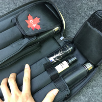 2018 New Arrival MAPLE LEAF Bilhar Pool Cue Case Billiard Stick case Kit Carrying 84 cm 2.5 kg Nylon Accessories Made In China
