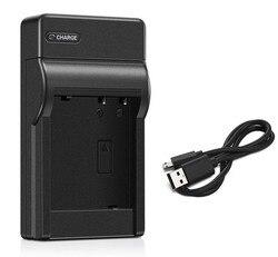 Carregador de bateria para nikon df e nikon d3100, d3200, d3300, d3400, d3500, d5100, d5200, d5300, d5500, d5600 câmera digital slr