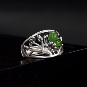 Real 925 Sterling Silver Butte