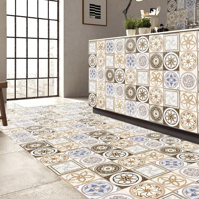 25 Stücke Selbstklebende Fliesen Kunst Wandtattoo DIY Küche Badezimmer  Dekor Vinilos Adhesivos Decorativos Pared