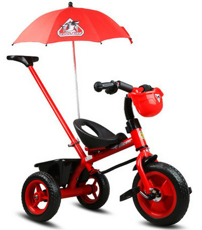 Children 's tricycle baby pedal Childs vehicles children' s toys rushdie s midnights children
