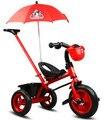 Niños del bebé triciclo pedal vehículos Childs juguetes de los niños