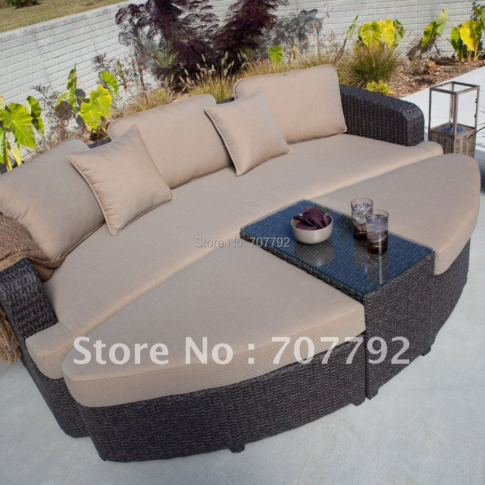 Aliexpress.com : Buy Montclair All Weather Wicker Sectional Sofa Set From  Reliable Wicker Sofa Set Suppliers On Jinhua Sigma Industrial U0026 Trading  Co., Ltd.