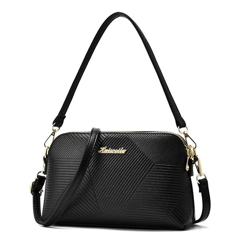 HOT SALE!2017 Women Messenger Bags Fashion Shell Shape Bag Women Shoulder Bags free shipping Crossbody Bag Messenger Bagfor lady