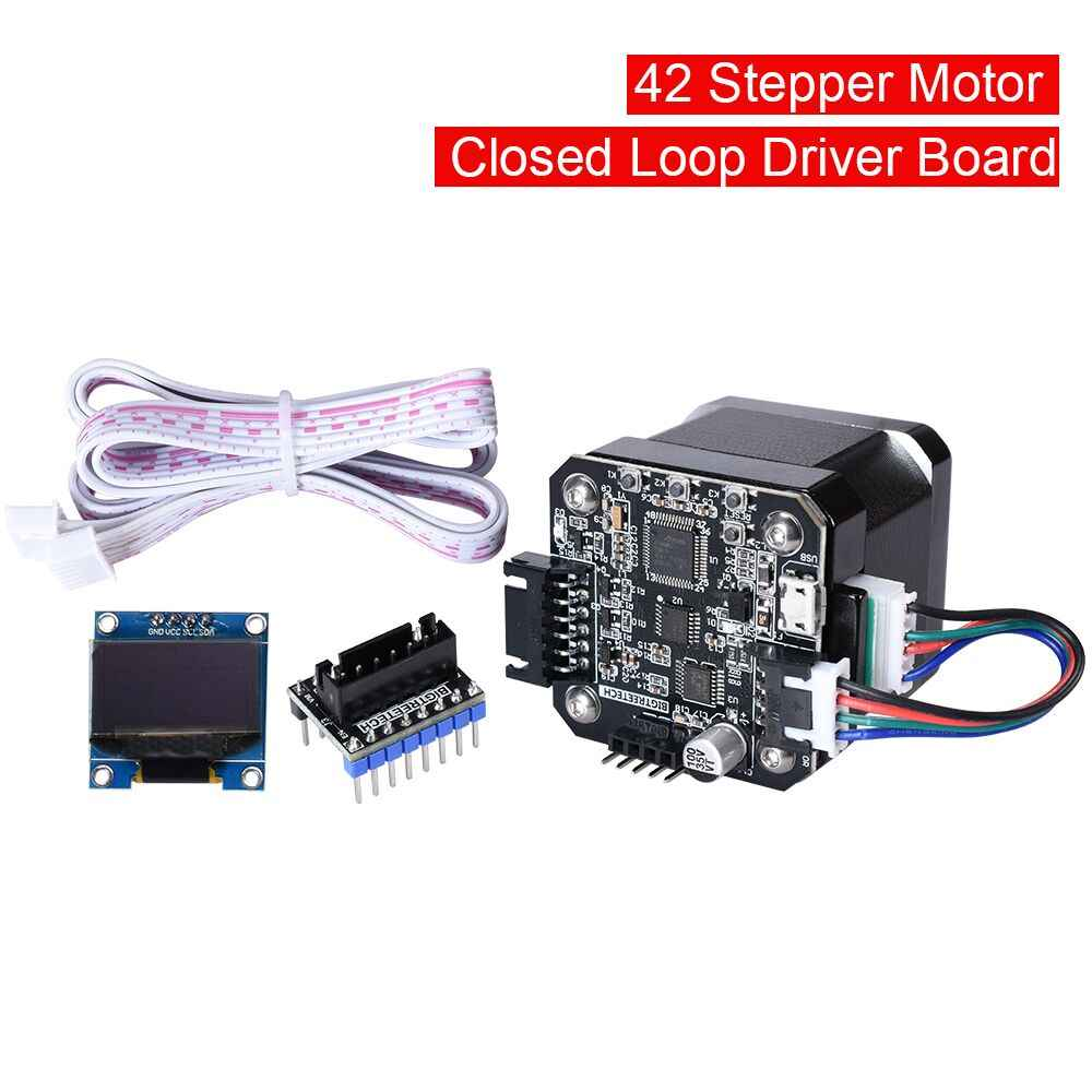 Industrial Devices Impulse Stepper Motor Microstepping Drive Model IM-LMT42