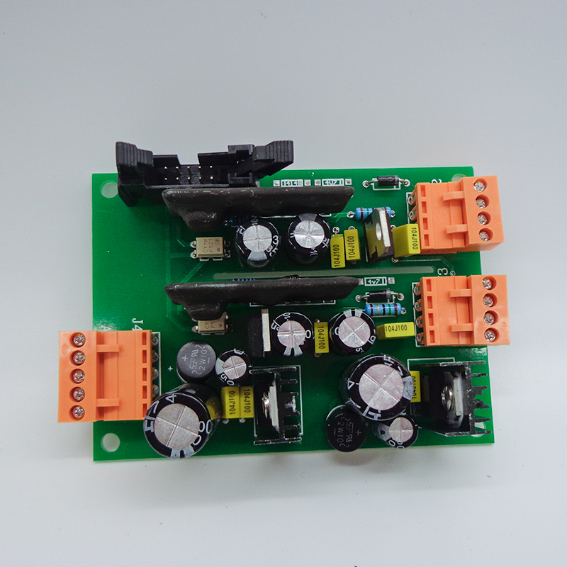 IGBT Driver Board M57959L Circuit Board for Rectifier Fittings of High Frequency Electroplating Power Supply