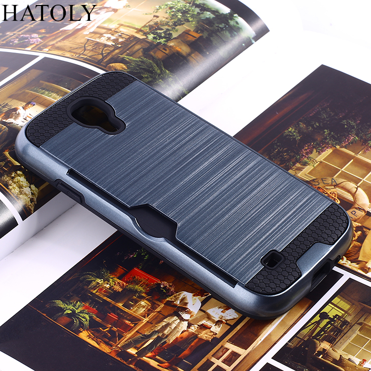 sFor Case Samsung Galaxy S4 Cover Rubber Hard Phone Case for Samsung Galaxy S4 Case for Samsung S4 Bag i9500 i337 i545 M919 #< ...
