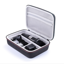 Portable Case for Philips Norelco Multigroom Series 3000 MG375 Shaver Accessories EVA Bag Storage Pack Box Cover Zipper Pouch