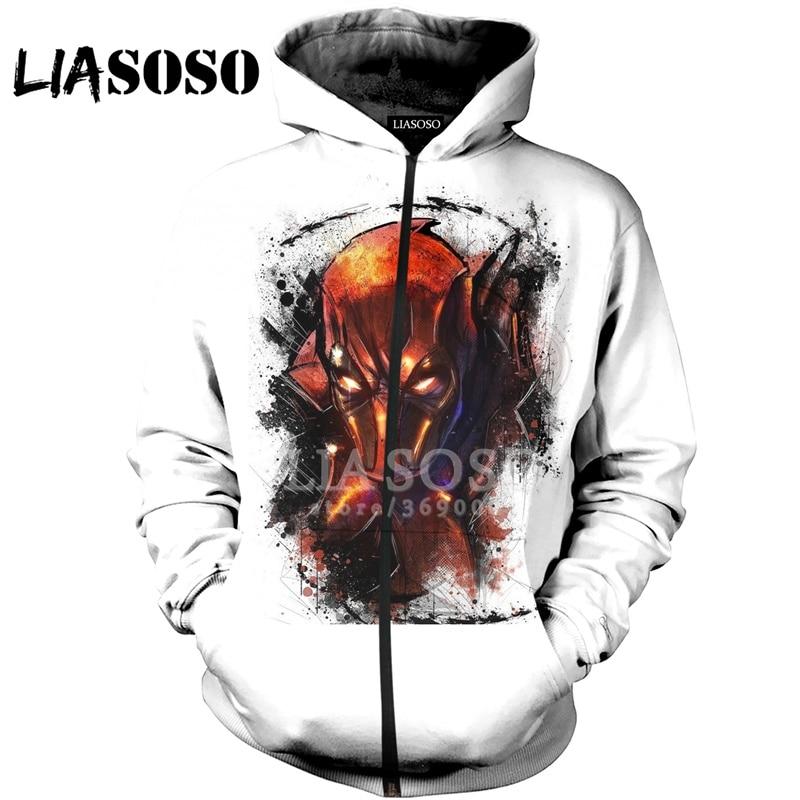 LIASOSO Superhero stock Zip
