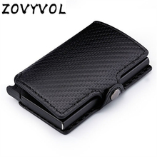 ZOVYVOL Travel Passport Cover Foldable Credit Card Holder Money Wallet ID Multifunction Documents Flight Bit License Purse Bag