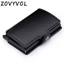ZOVYVOL Travel Passport Cover Foldable Credit Card Holder Money Wallet ID Multifunction Documents Flight Bit License Purse Bag недорого